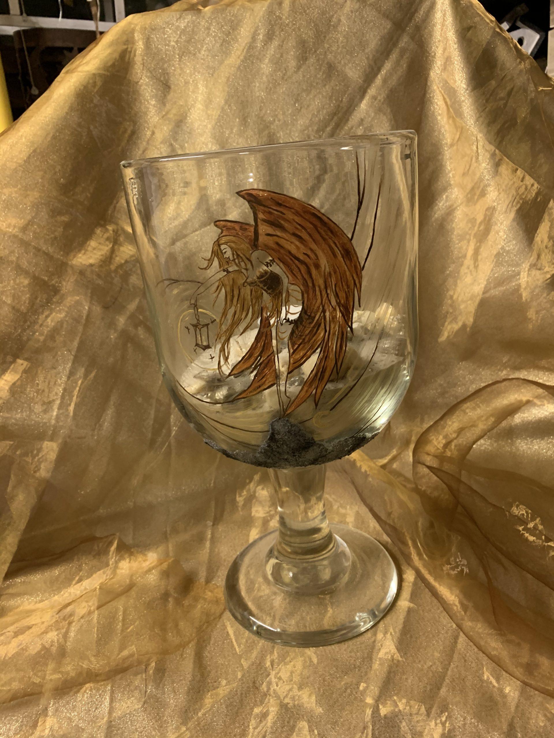Cadeau en verre…